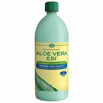 ESI Maximum Strength Aloevera Juice 1L