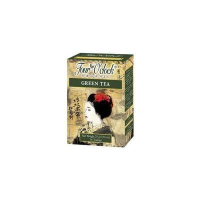 Four O'clock Organic Green Tea - 60 Tea Bag by A2AWorld Green Tea