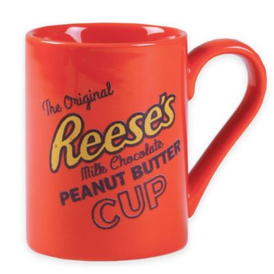 Reese's® by Fitz and Floyd® The Original Reese's Mug in Orange