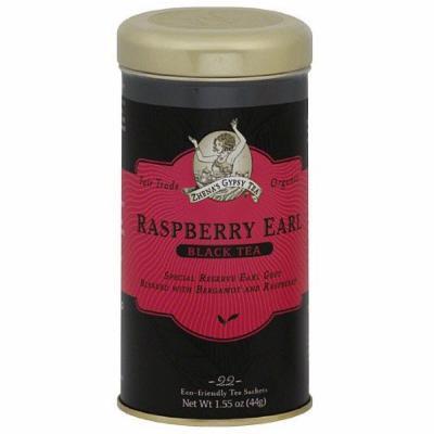 Zhena's Gypsy Tea Raspberry Earl Tea ( 6x22 BAG)