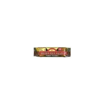 Edward & Sons Tamari Sesame Fat Free Snaps ( 12x3.5 OZ)