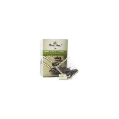 Mighty Leaf Tea Green & White Variety Tea (3x15 bag)