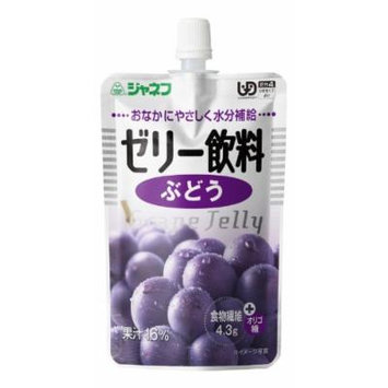Janefu jelly drink grape 100gX8 pieces [Category 4: may not bite]
