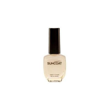 Nail Polish, Clear 0.27 OZ by Suncoat Products inc (Pack of 3)