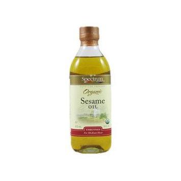 Spectrum Organic Sesame Oil (6 X 16 Fl Oz)