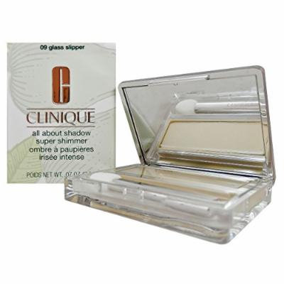 Clinique All About Shadow Eyeshadow Soft Matte 2.2g - Glass Slipper