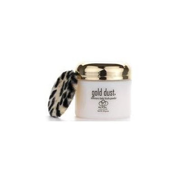 Body blush powder - gold dust 1 oz (Package Of 2)