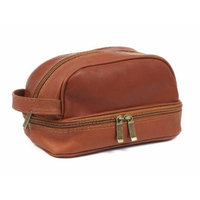 Claire Chase Mediterranean Travel Kit, Saddle, One Size