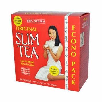 Hobe Labs Slim Tea Original - 60 Bags