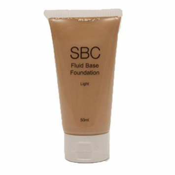 SBC Fluid Base Foundation - Light 50ml by SBC