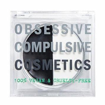 (6 Pack) OBSESSIVE COMPULSIVE COSMETICS Tarred & Feathered Lip Balm Duo - Black & White