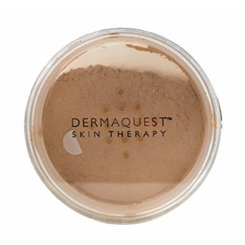 DermaMinerals by DermaQuest Buildable Coverage Loose Mineral Powder Facial Foundation SPF 20 - 2C, 0.40 oz