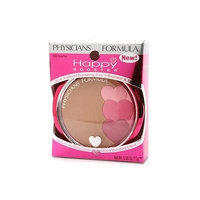 Physicians Formula Happy Booster Glow & Mood Boosting 2-in1 Bronzer & Blush, Bronze/Rose 0.4 oz (11 g)