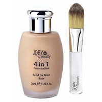 Joey NY Specialty 4 In 1 Foundation For Normal to Dry Skin, Light Medium, 1 fl.-Ounce Bottle