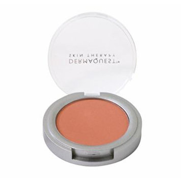 DermaMinerals by DermaQuest Pressed Treatment Minerals Face Blush - Celestial, 2.8g / 0.10 oz