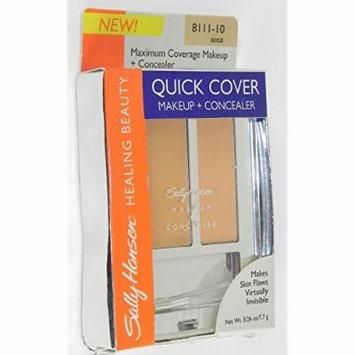 Sally Hansen Quick Cover Makeup + Concealer Light Beige by Sally Hansen
