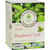 Traditonal Medicinals Organic Raspberry Leaf Tea by Traditonal Medicinals [Foods]