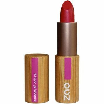 Zao Organic Makeup Matte Lipstick Red 463 0.18 Oz. by Zao Organic Makeup