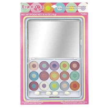 Expressions Eyeshadow Compact with Mirror