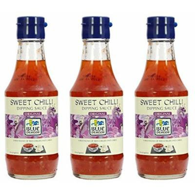 (3 PACK) - Blue Dragon - Hot Sweet Chilli Dipping Sauce   190ml   3 PACK BUNDLE