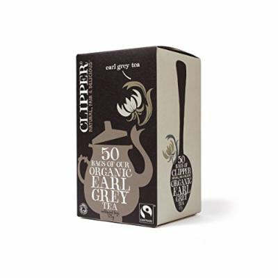(10 PACK) - Clipper - FT Earl Grey Tea | 50 Bag | 10 PACK BUNDLE