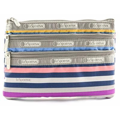 LeSportsac Boxed 3 Zip Cosmetic (Snappy)