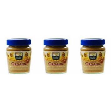 (3 PACK) - Whole Earth - Organic Smooth Peanut Butter | 227g | 3 PACK BUNDLE