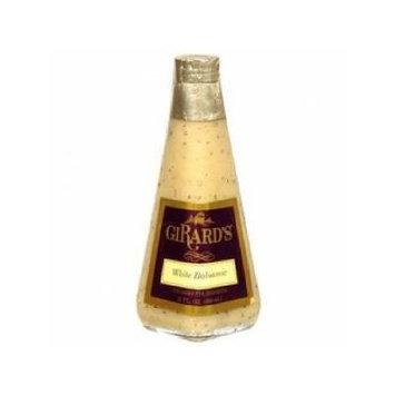 Girards Girard's Vinaigrette Dressing White Balsamic 12Oz. Bottles (Case Of 6) by
