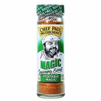Magic Seasonings Chef Paul Prudhommes Magic Seasoning Blends - Vegetable Magic - 2 oz - Case of 6
