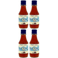 (4 PACK) - Blue Dragon - MildSweet Chilli Dipping Sauce | 190ml | 4 PACK BUNDLE