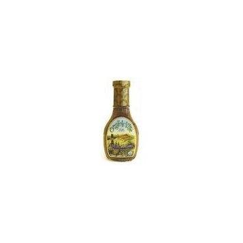 Organicville Olive Oil & Balsamic Vinaigrette (6x8 Oz) by Organicville