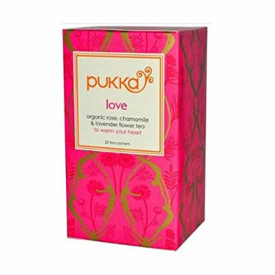 (10 PACK) - Pukka Love Tea| 20 Bags |10 PACK - SUPER SAVER - SAVE MONEY