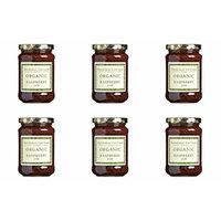 (6 PACK) - Thursday/C Raspberry Jam - Organic  340 g  6 PACK - SUPER SAVER - SAVE MONEY