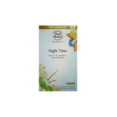 Heath And Heather Night Time Herbal Tea 20 Bags by Heath & Heather