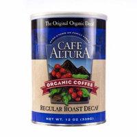 Organic Coffee, Regular Roast Decaf, 12 oz (339 g) by Cafe Altura