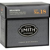 Smith Teamaker Black Tea - Brahmin - 15 Bags - Gluten Free - Dairy Free - Yeast Free - Wheat Free - Vegan