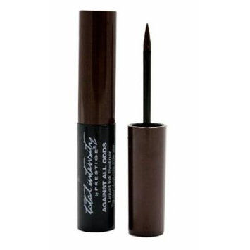 Against All Odds Liquid Ink Eyeliner, Stuck On You (Brown), 0.095 Fluid Ounce by Total Intensity by Prestige