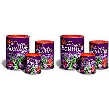 - Marigold - Red Salt Veg Bouillon Powder | 1000g | BUNDLE by Marigold