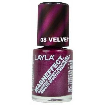Velvet Groove Magneffect Nail Polish 1.9 Ounce (3 Pack)