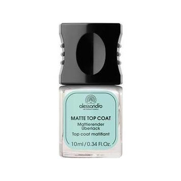 Alessandro professional manicure finish & brilliance gel look top coat 10 ml by alessandro