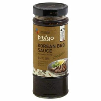 Bibigo Korean BBQ Marinade & Cooking Sauce Original -- 16.9 oz by bibigo
