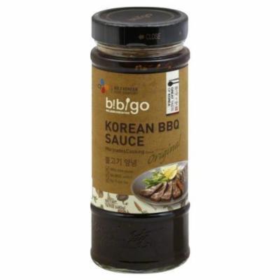 Bibigo Korean BBQ Marinade & Cooking Sauce Original -- 16.9 oz by bibigo