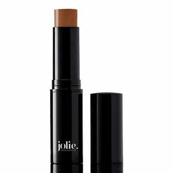 Jolie Creme Foundation Stick Full Coverage Makeup Base SPF 8 (Chestnut)