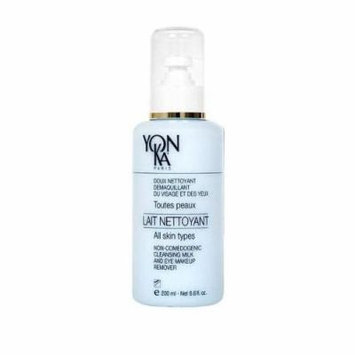 YonKa Lait Nettoyant Cleansing Milk and Eye Makeup Remover - 6.6 oz