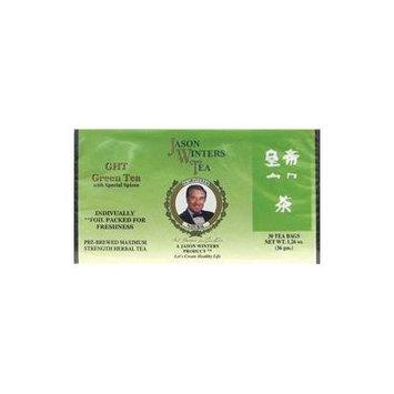 Jason Winters GHT Green Tea -- 30 Tea Bags by Jason Winters