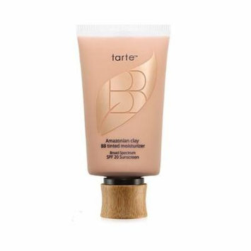 Tarte Amazonian Clay BB Light-to-medium Coverage, Oil-free Tinted Moisturizer SPF 20 (Medium)