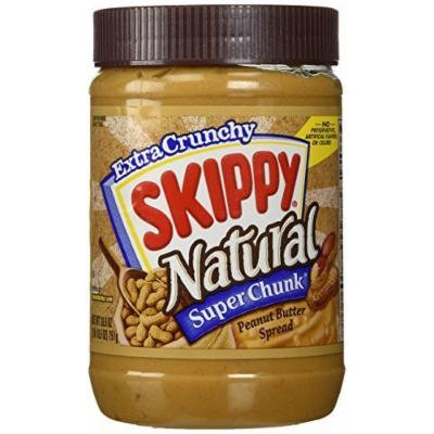 Skippy Natural Peanut Butter - Creamy - 26.5 oz by Skippy