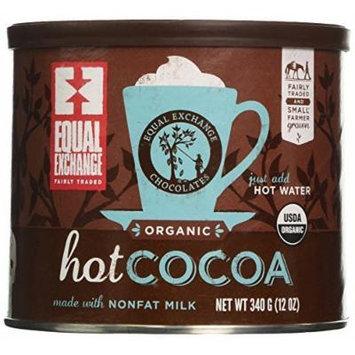 Equal Exchange Organic Hot Cocoa Chocolate -- 12 oz by Equal Exchange