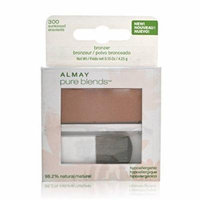 Almay Pure Blends Bronzer, No. 300 Sunkissed, 0.15 Ounce by Almay