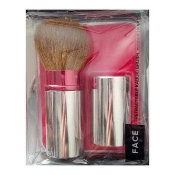 Essence of Beauty Retractable Kabuki Brush, (Pack of 5)